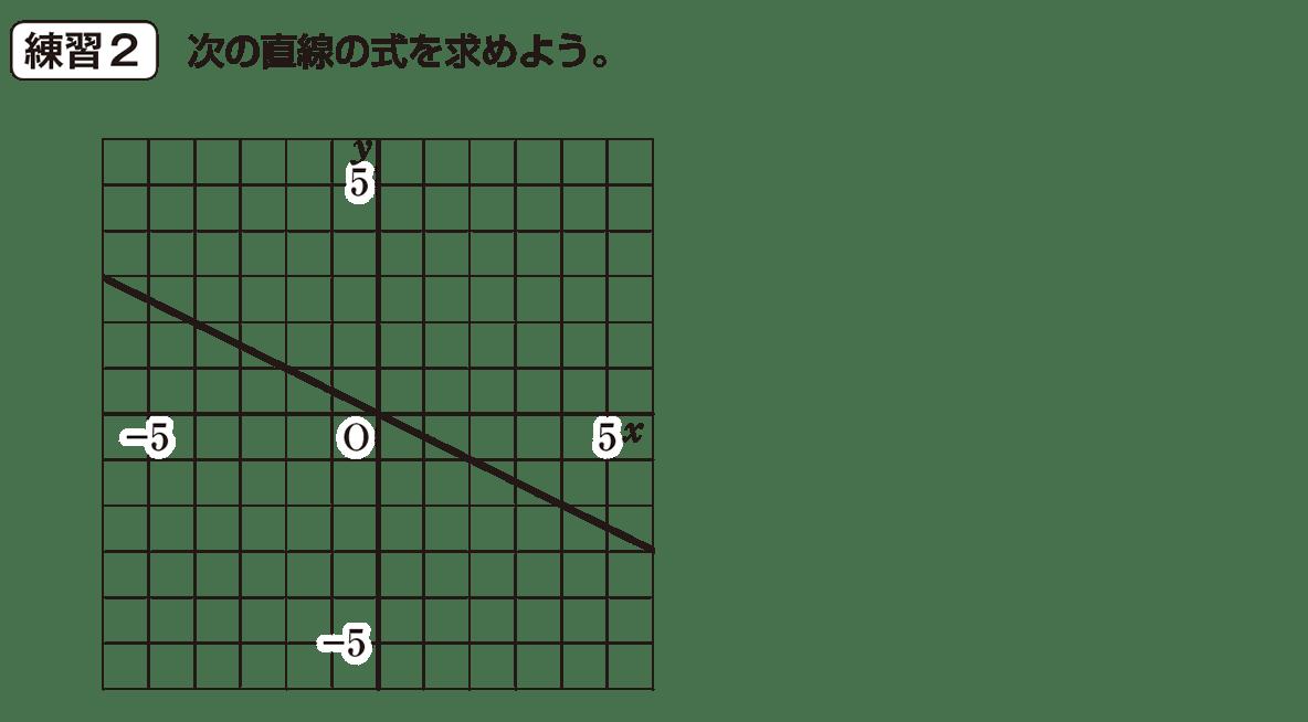 中1 数学51 練習2