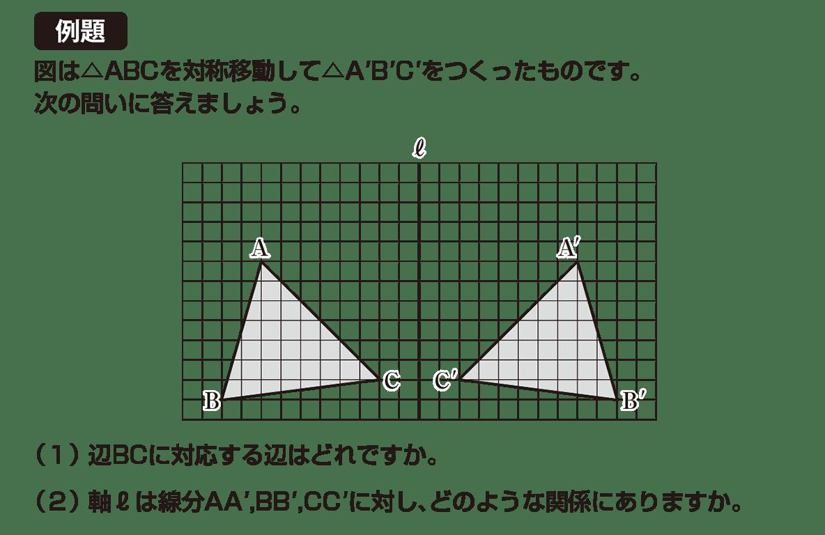 中1 数学61 例題