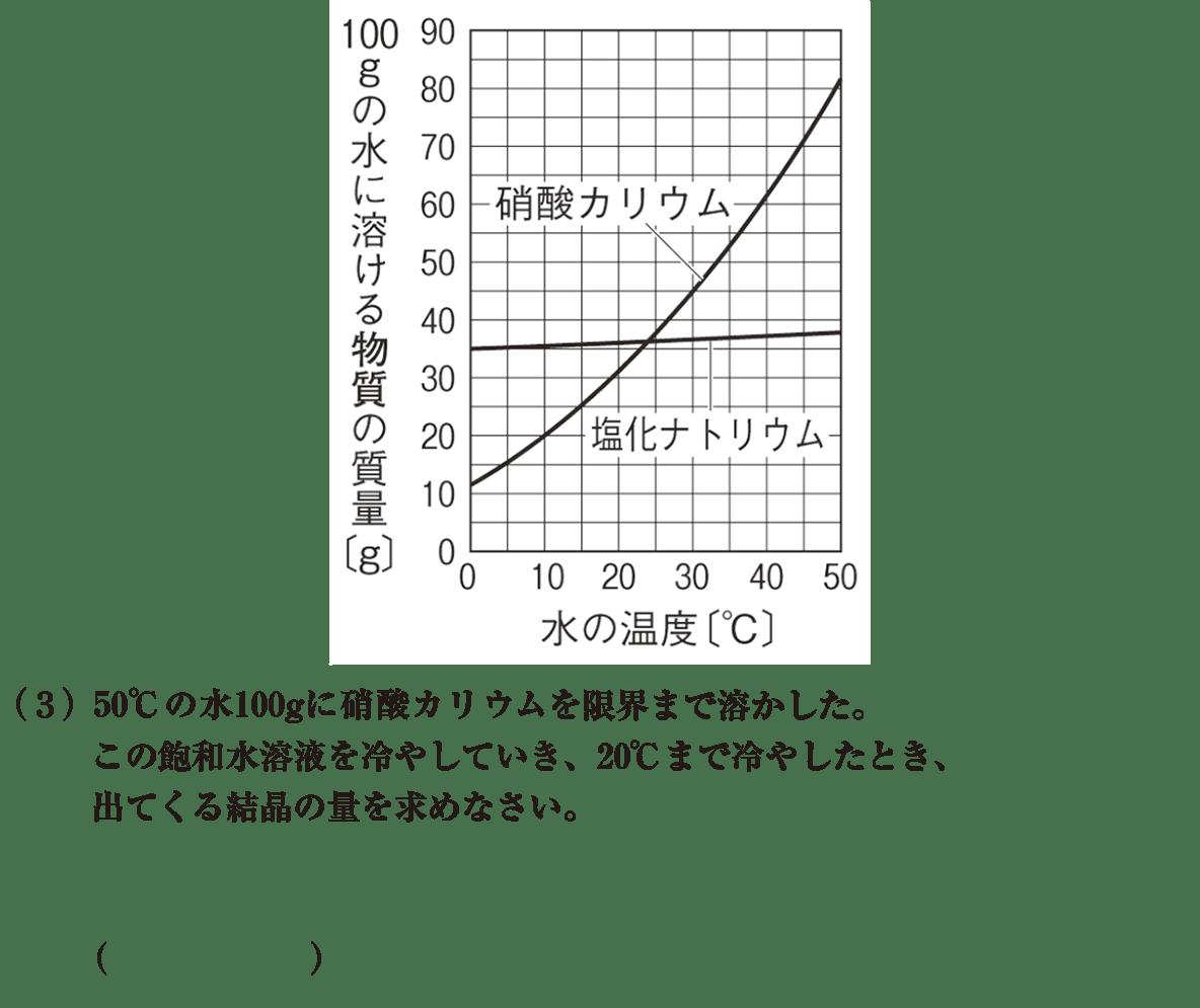 中1 理科化学16練習 (3)のみ、答えなし