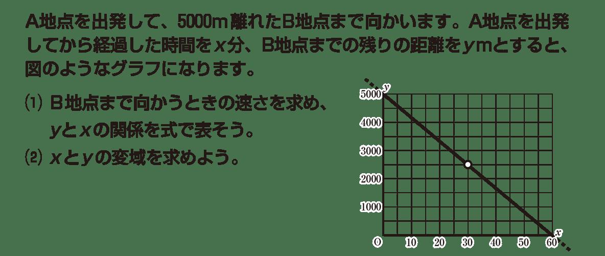 中2 数学119 例題 マークなし