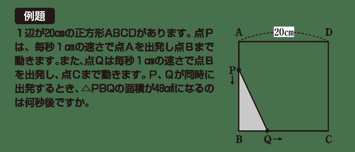 中3 数学206 例題