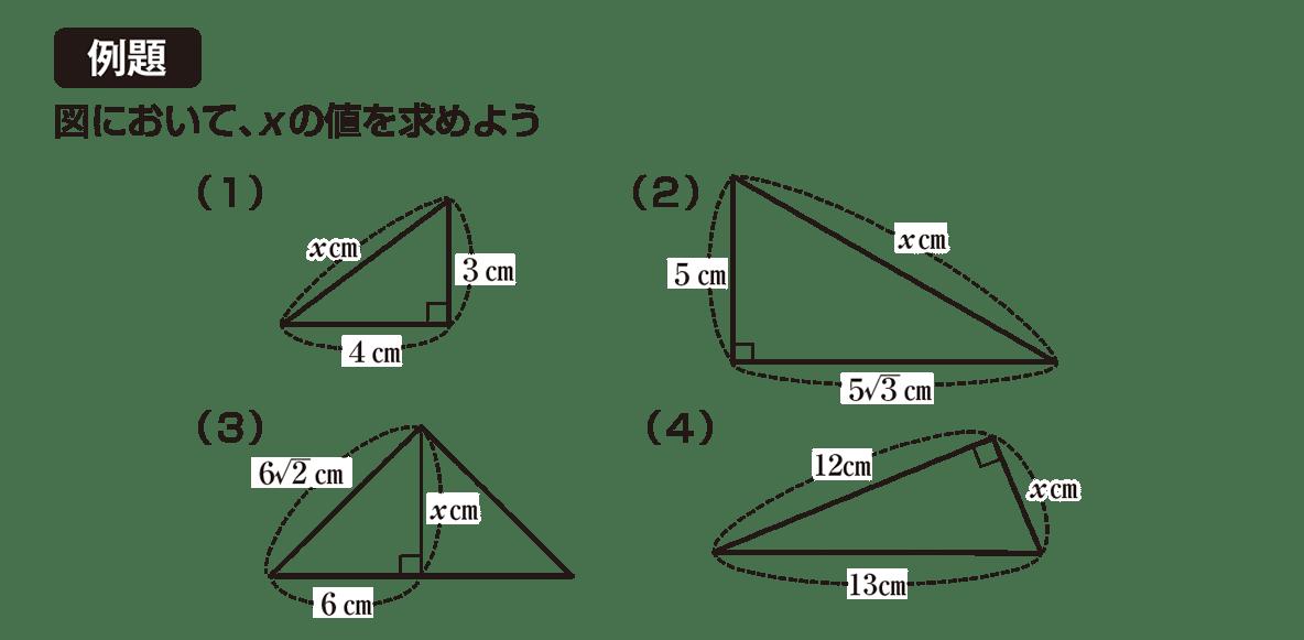 中3 数学235 例題