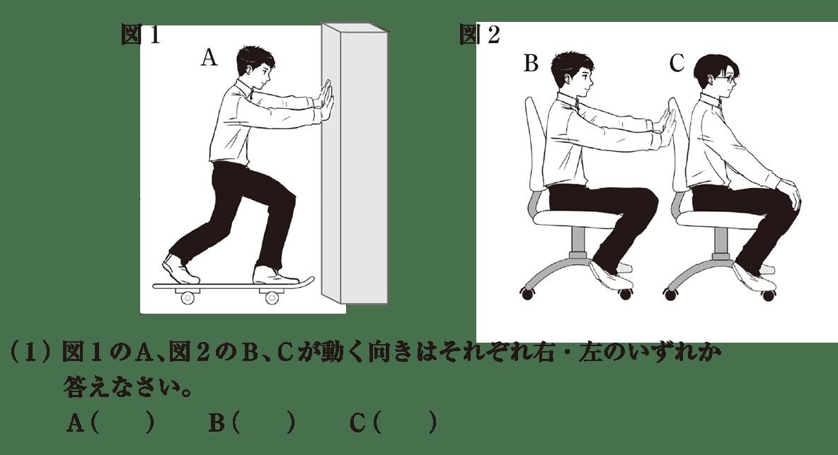 中3 物理10 練習1(1) 答えなし