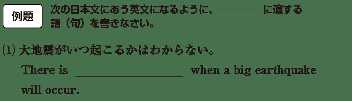動名詞17の例題(1) アイコンあり