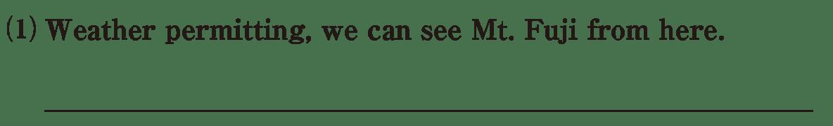 分詞20の練習(1) アイコンなし