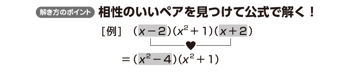 高校数学Ⅰ 数と式11 ポイント
