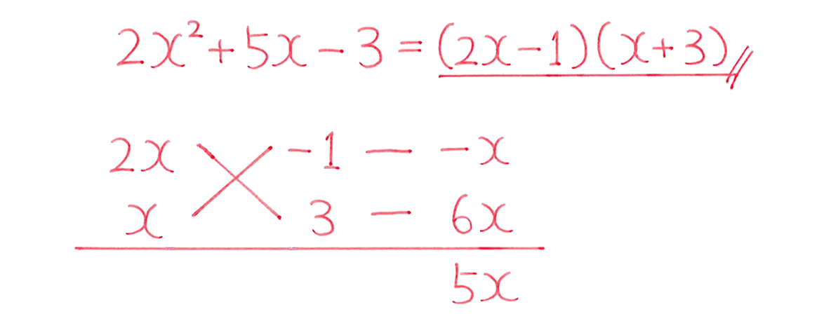 高校数学Ⅰ 数と式18 例題