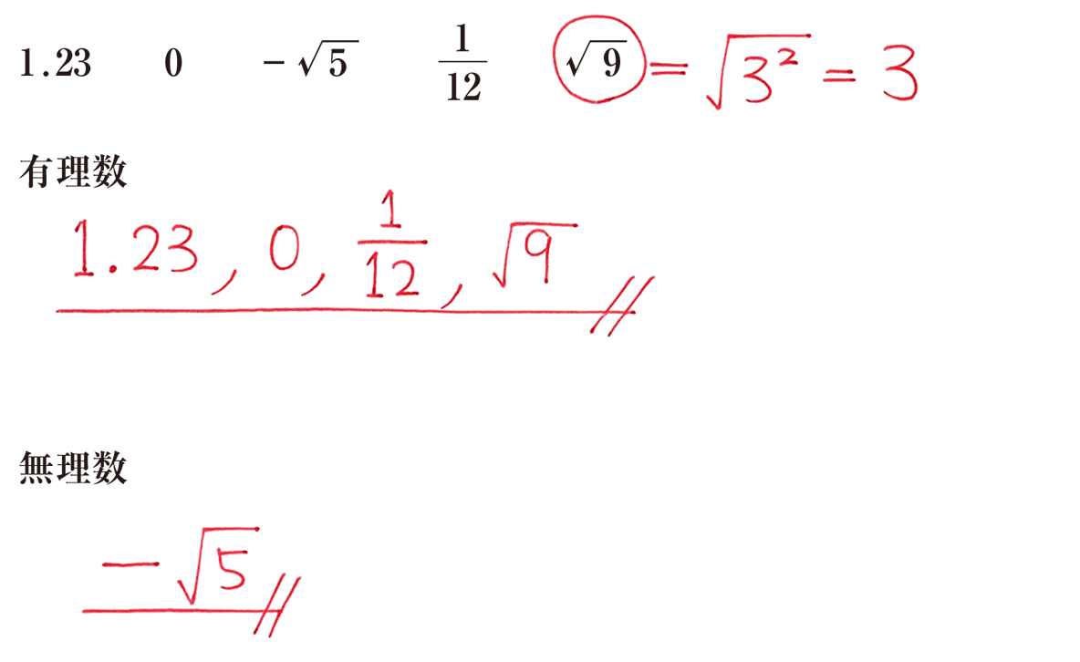高校数学Ⅰ 数と式25 練習の答え