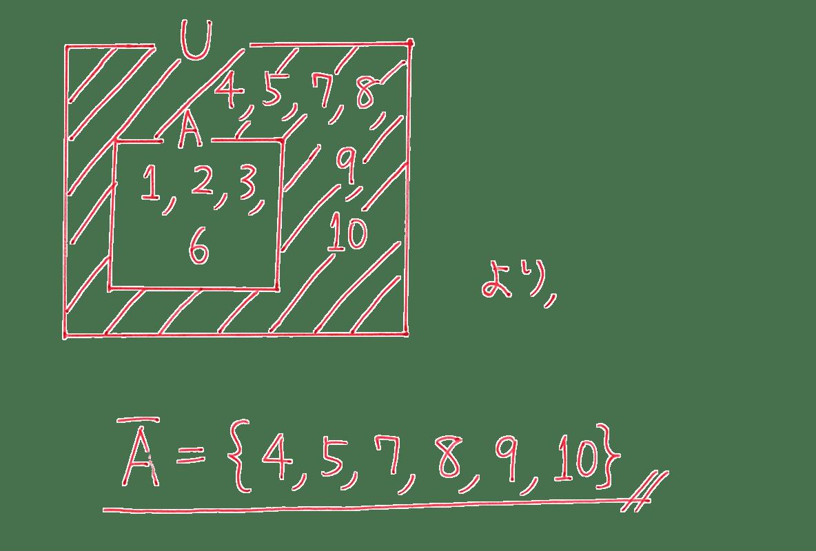 高校数学Ⅰ 数と式68 練習の答え