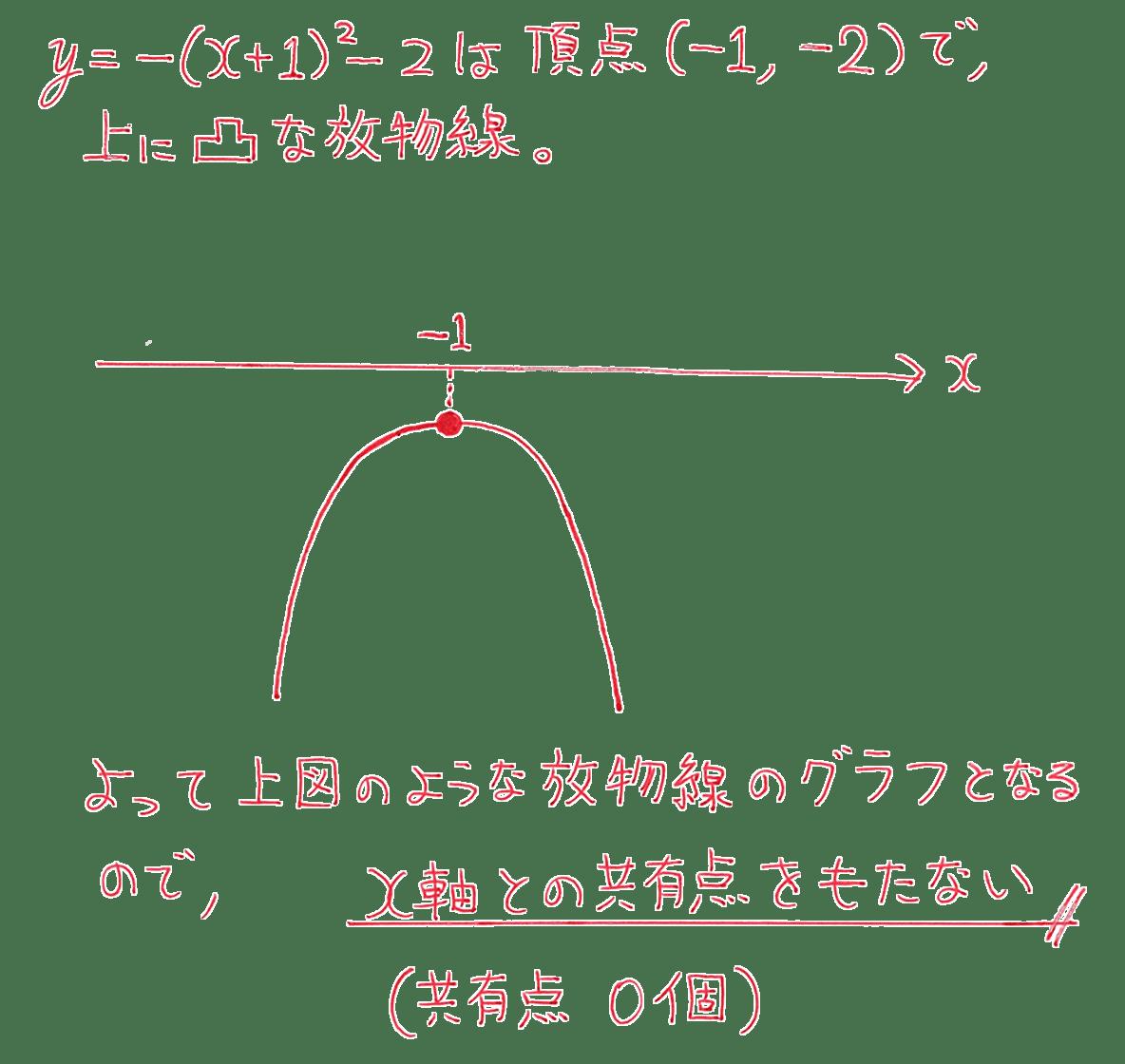 高校数学Ⅰ 2次関数34 練習の答え