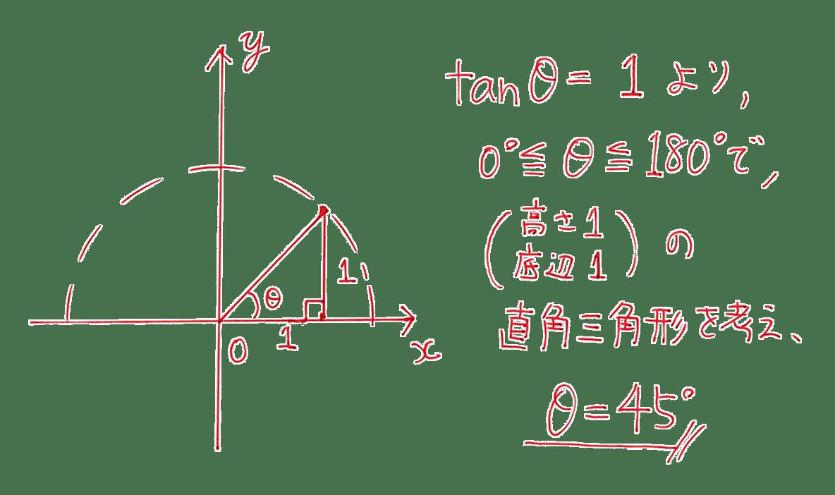 高校数学Ⅰ 三角比16 練習の答え