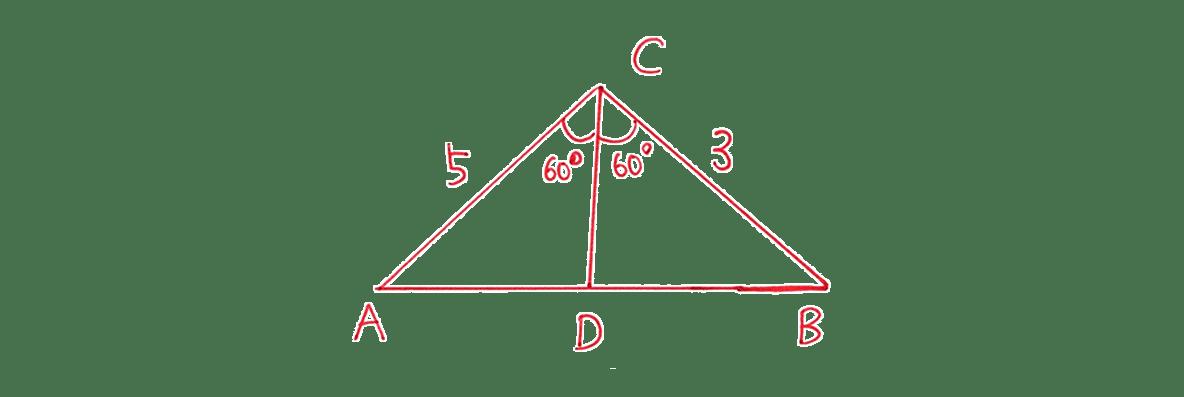 高校数学Ⅰ 三角比34 例題の答え 三角形の図