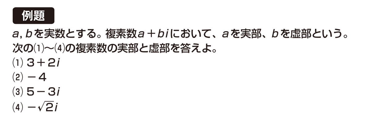 高校数学Ⅱ 複素数と方程式2 例題