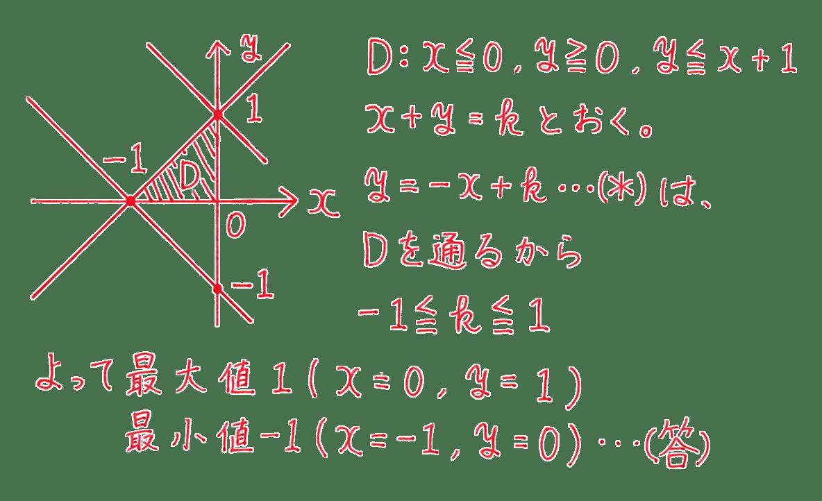高校数学Ⅱ 図形と方程式34 練習 答え