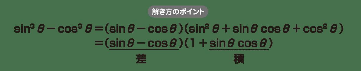 高校数学Ⅱ 三角関数15 ポイント