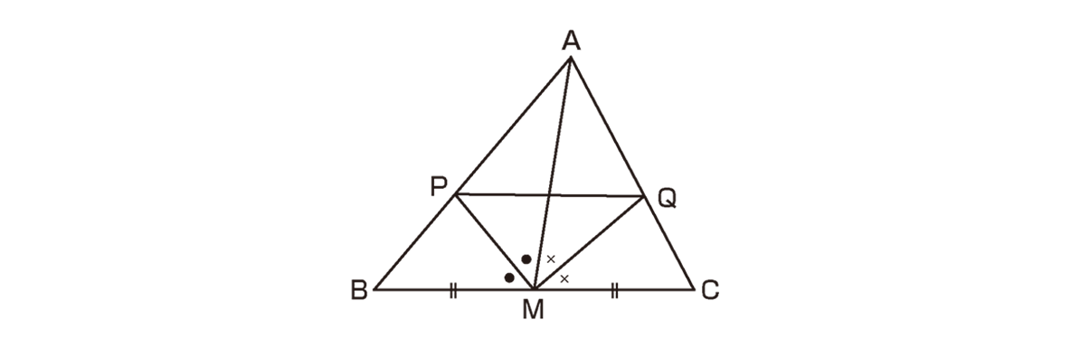 高校数学A 図形の性質7 図のみ