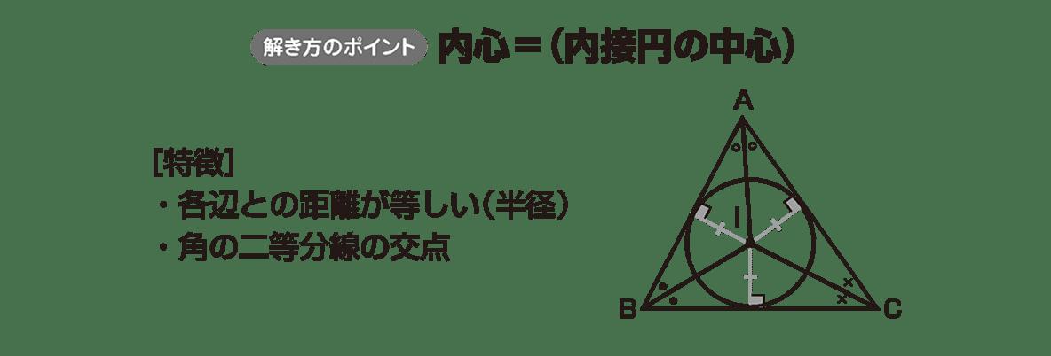 高校数学A 図形の性質13 ポイント
