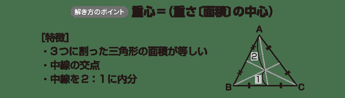 高校数学A 図形の性質14 ポイント