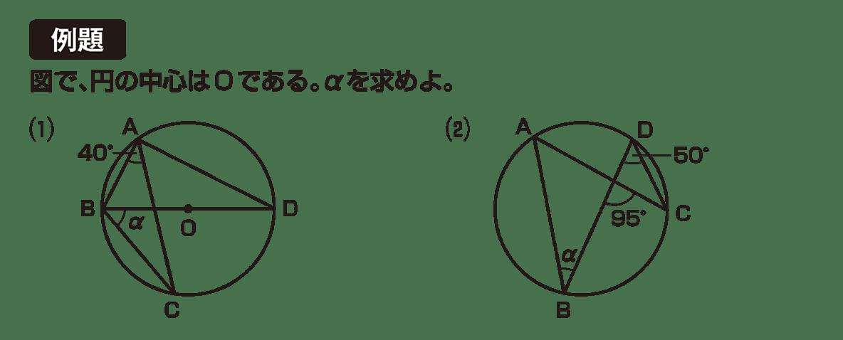 高校数学A 図形の性質21 例題