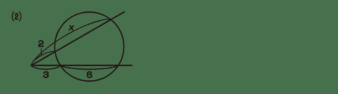 高校数学A 図形の性質30 例題(2)