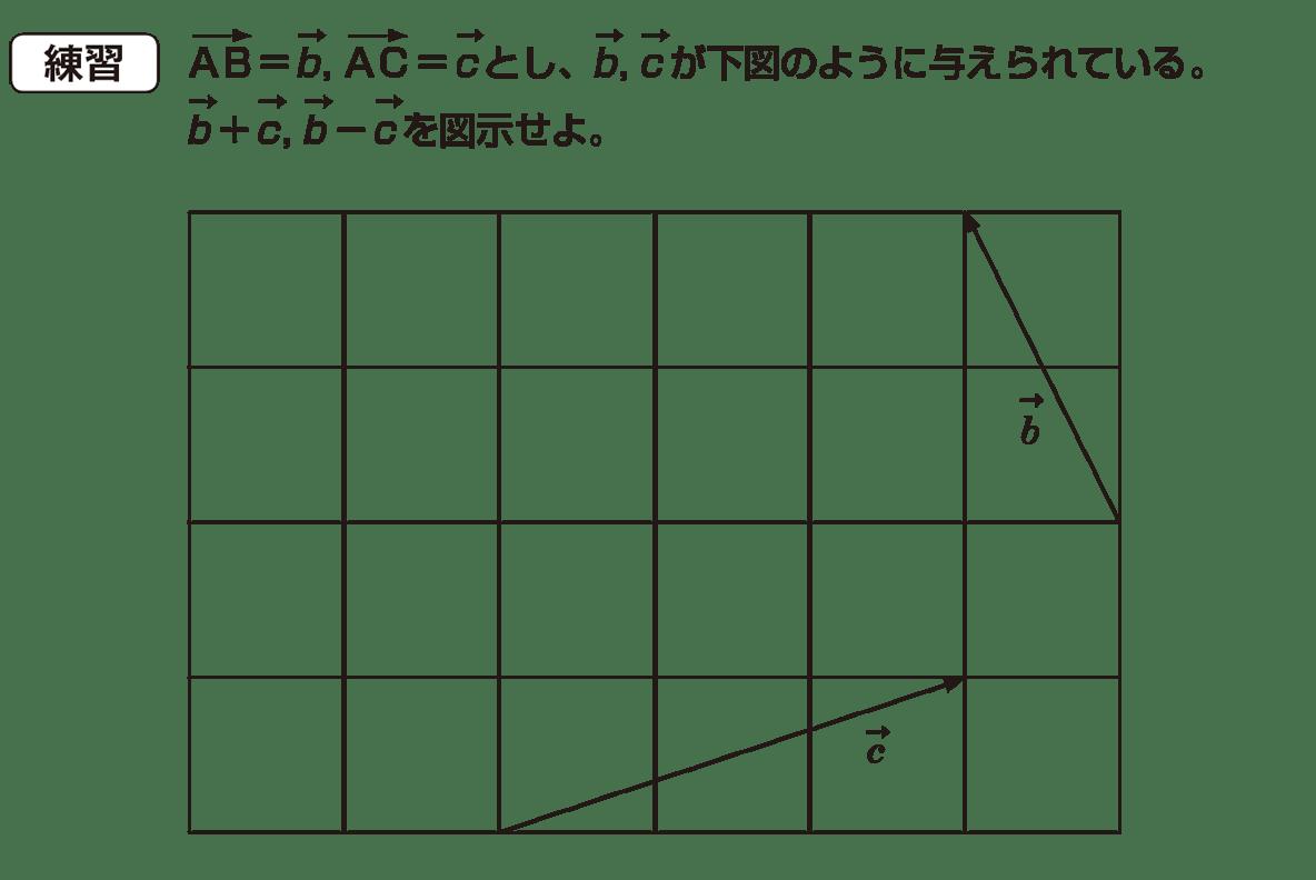 高校数学B ベクトル4 練習