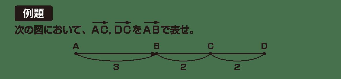 高校数学B ベクトル5 例題