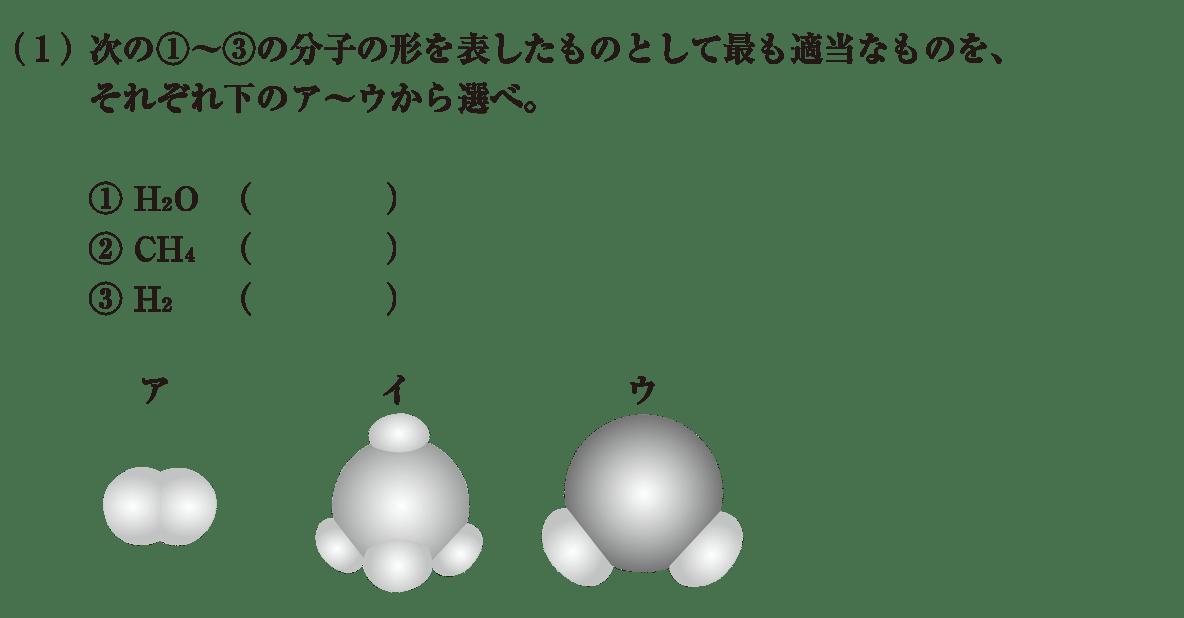 高校 理科 化学基礎35 練習(1) 答えなし