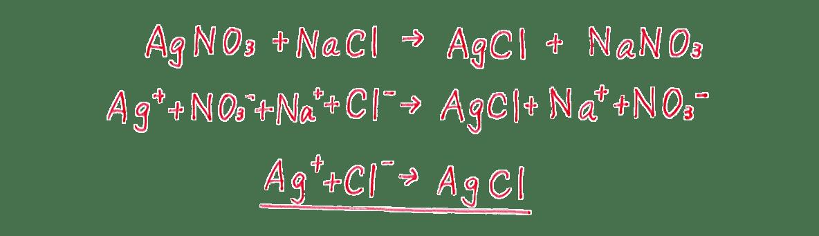 高校 理科 化学基礎 物質の変化16 練習 答え全部