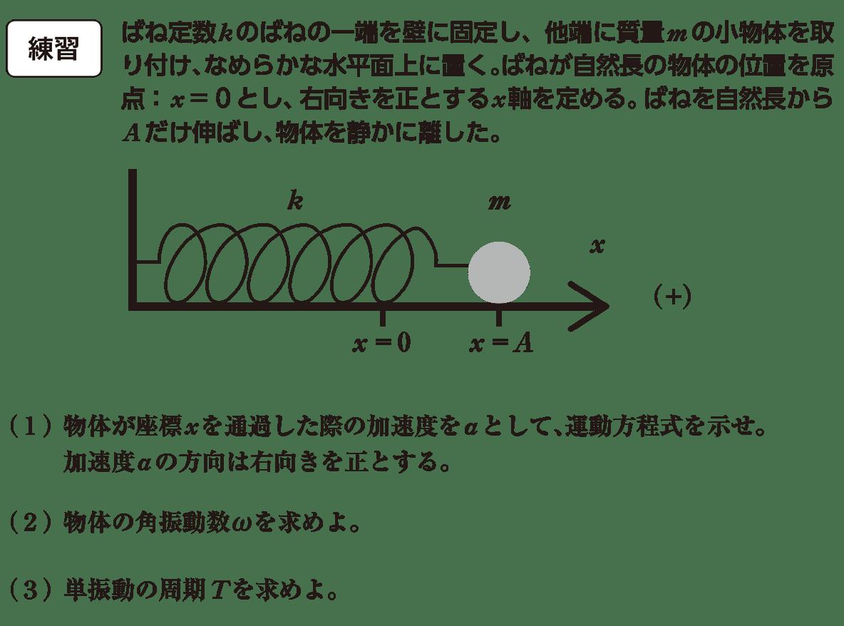 高校物理 運動と力87