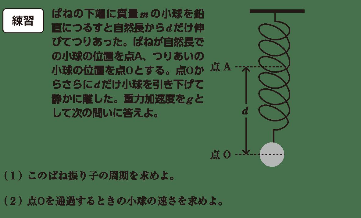 高校物理 運動と力88