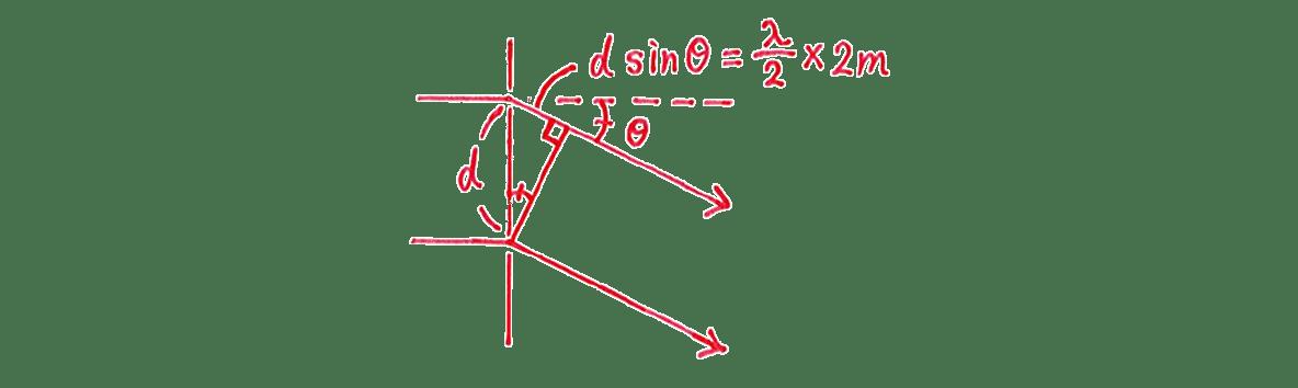 波動30 練習 (2)手書き図