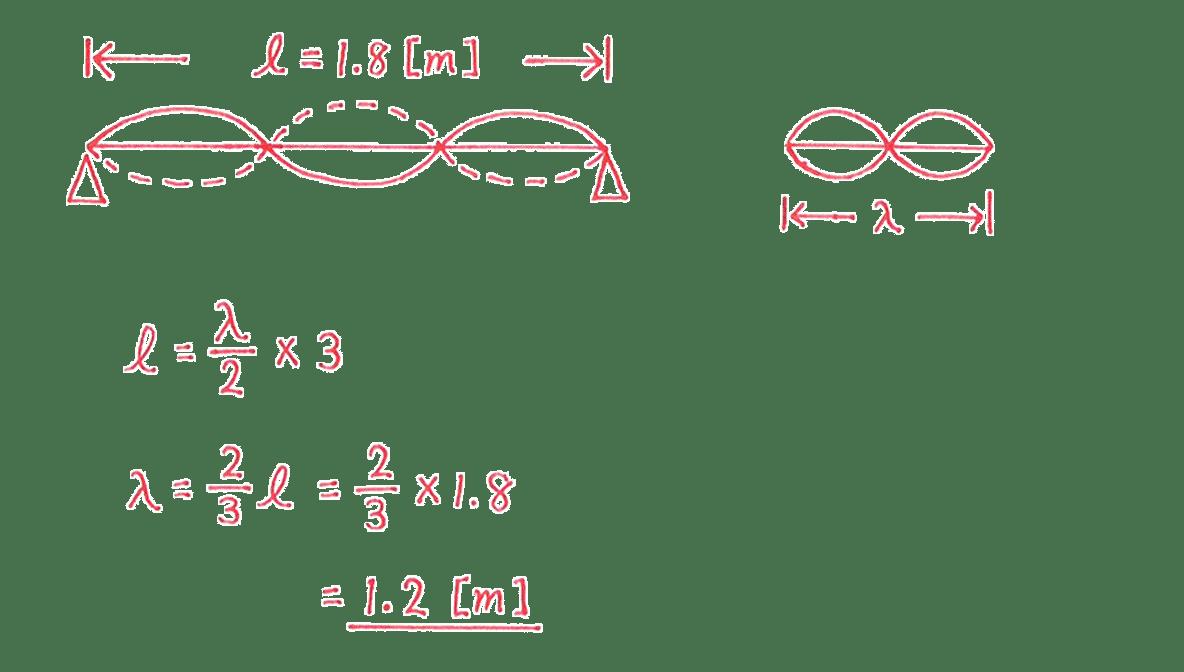 波動10 練習 (1) 解答すべて