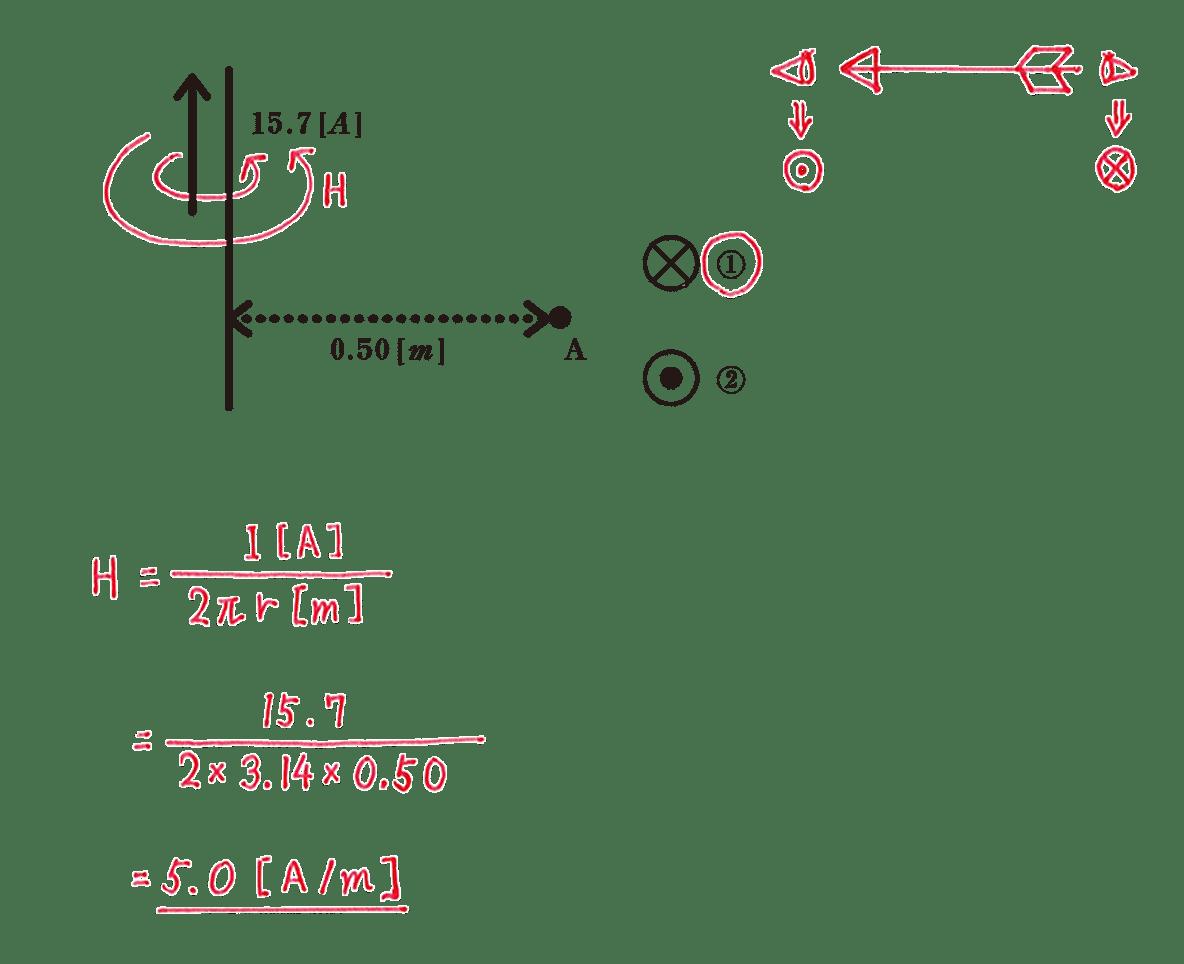 高校物理 電磁気39 練習 解答すべて