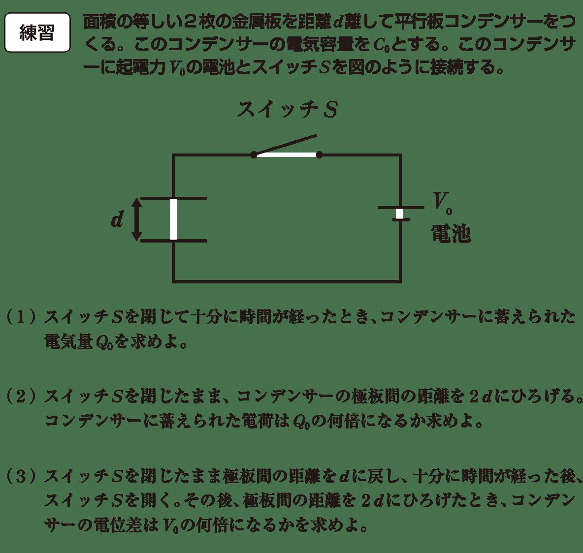 高校物理 電磁気15 練習