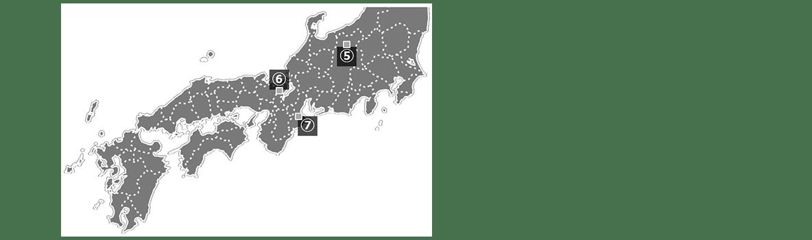 中世37 ポイント3 ※門前町地図・こちらで用意!※