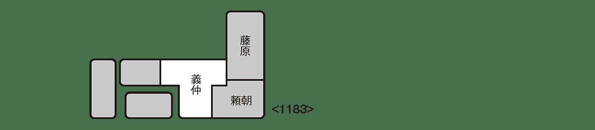 中世8 ポイント1 日本地図のみ