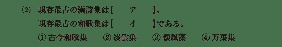 原始・古代文化12 問題1(2) 問題