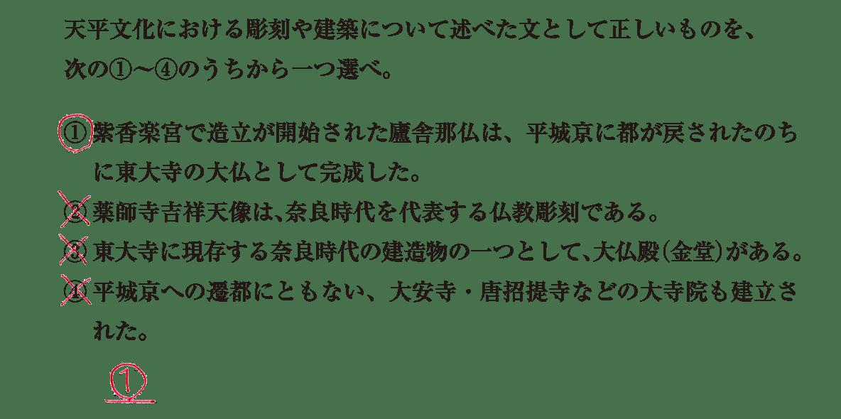 原始・古代文化12 問題3 解答
