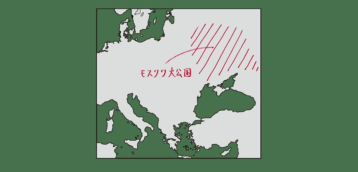 ポ3の地図のみ、書き込みアリ