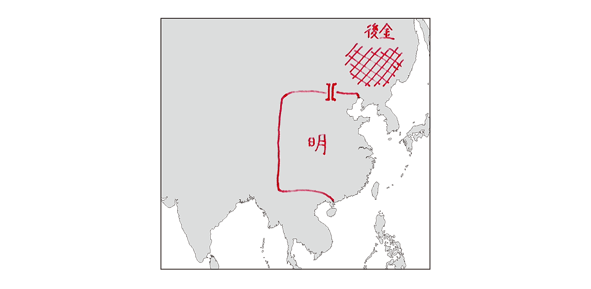 ポイント「2」の地図のみ表示/書き込みアリ