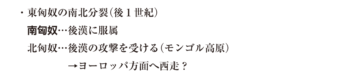 image04の続き4行/東匈奴の南北分裂~