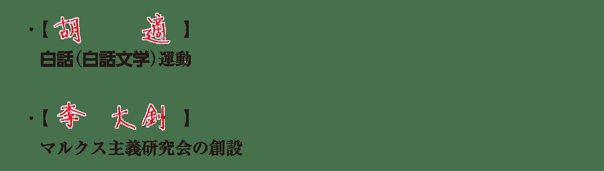 02続き4行/胡適~研究会の創設