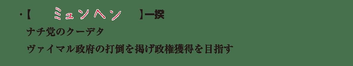 image03の続き3行(ミュンヘン一揆~)