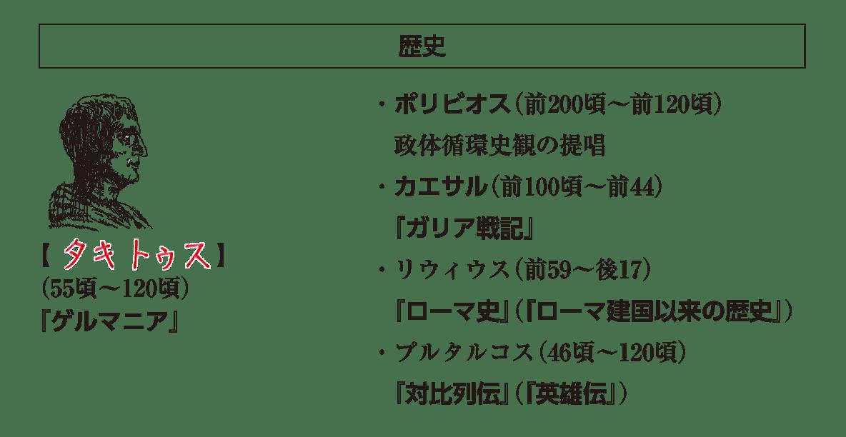 高校世界史 ローマ世界5 ポイント1/歴史/答え入り