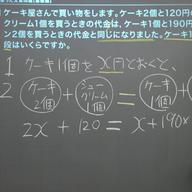 方程式の利用