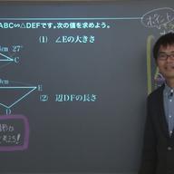 平行線と線分の比の問題