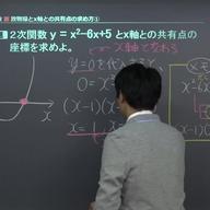 2次関数と方程式・不等式