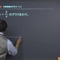 分数関数の問題