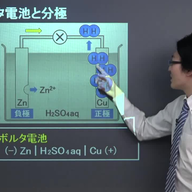 電池と電気分解