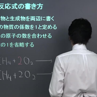 化学反応式と量的関係